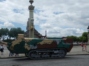 Some photos of the parade of the 14 July on the Champs-Elysées
