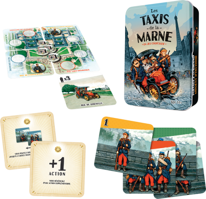 Marne taxis