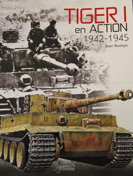 Tiger ich in Aktion 1942 - 1945