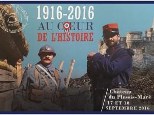 """""""1916-2016是历史的中心"""",在马塞诸塞州城堡"""