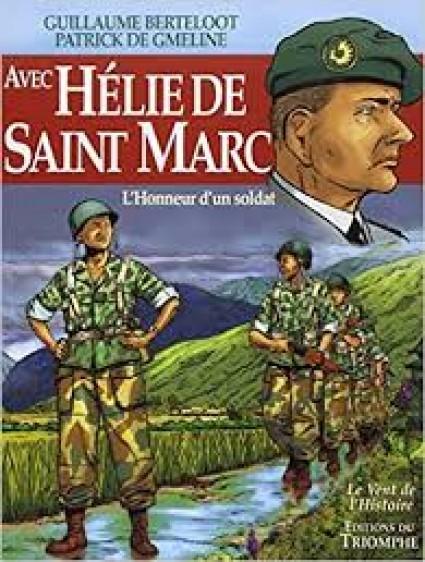 和Héliede Saint-Marc