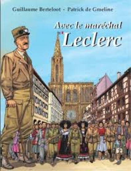 With Marshal Leclerc