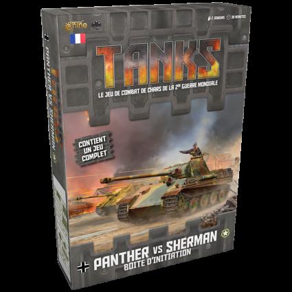 Panzer: Panther vs Sherman Starter Box