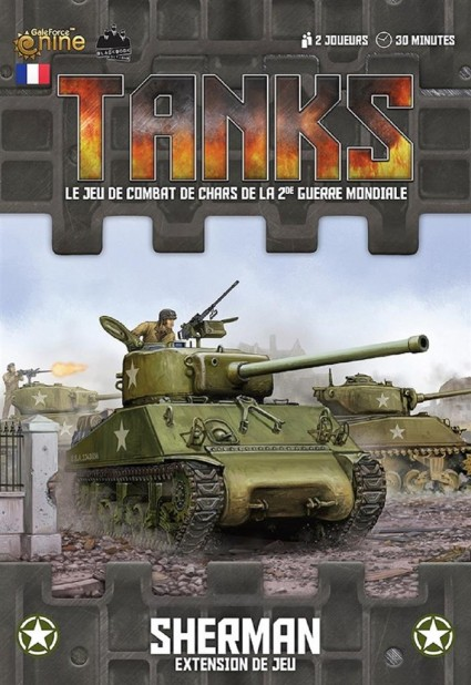 Tanks: Sherman extension