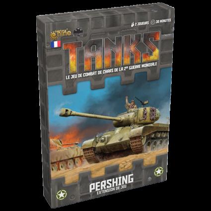 Panzer: Pershing-Erweiterung