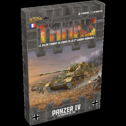 Tanks: Panzer IV expansion