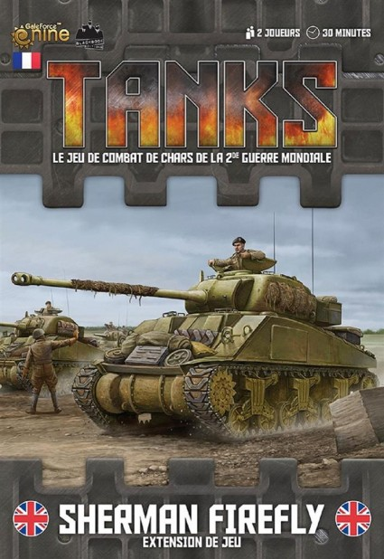 Tanks: Sherman Firefly extension