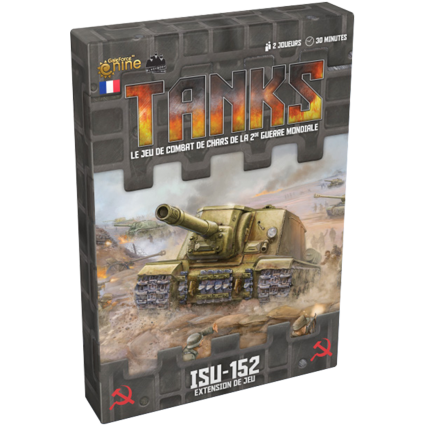 Tanks: ISU 152 extension