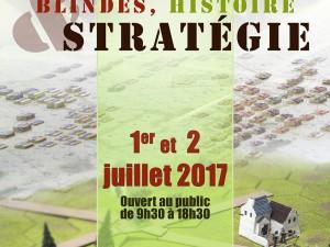 装甲,历史与战略2017