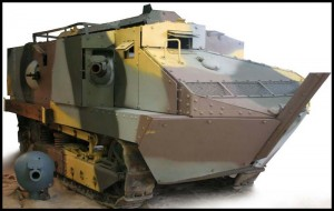 The Schneider tank