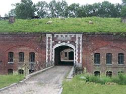 Das Fort von Seclun
