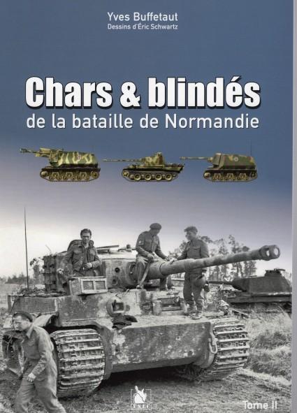 Panzer und gepanzerte Fahrzeuge der Schlacht von Normandie
