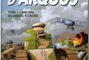 Arquus第1卷的旅程