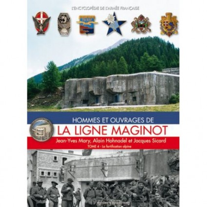 The Maginot line Volume 4