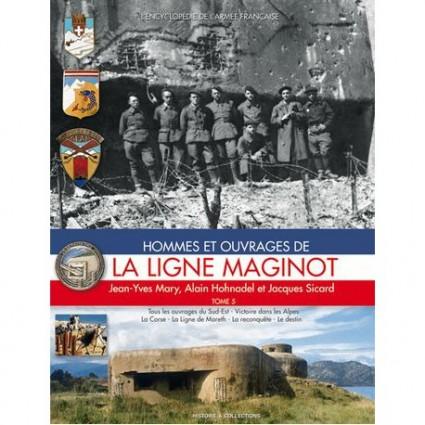 Die Maginot-Linie Band 5