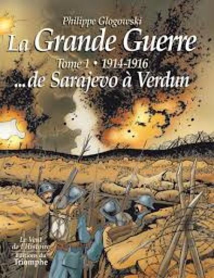 The Great War Volume 1