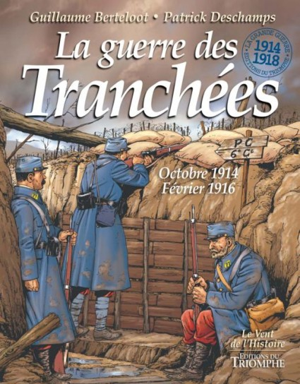 The war in the trenches
