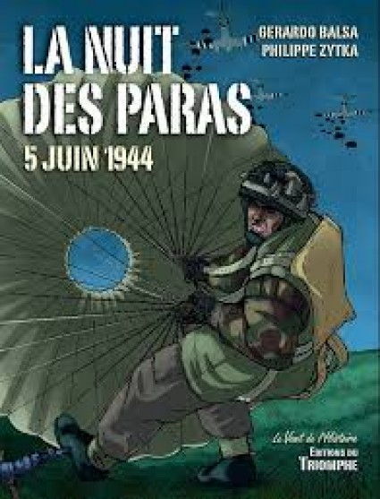 The night of the paras