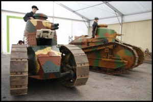 The Renault FT-17