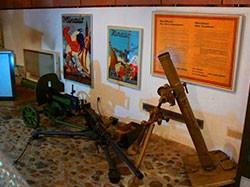 Gedenkmuseum der Kämpfe der Tasche von Colmar