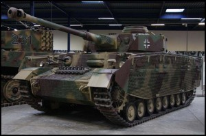 der Panzer IV