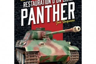 Restoration of a Panther tank
