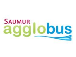 Saumuroisのバスネットワーク